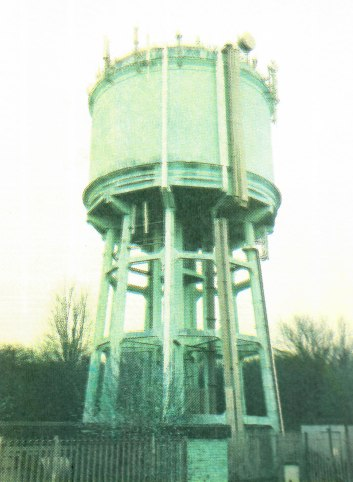 wseverus water tower